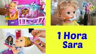 1 Hora completa de Video de Sara y sus Amigas!!! Totoykids