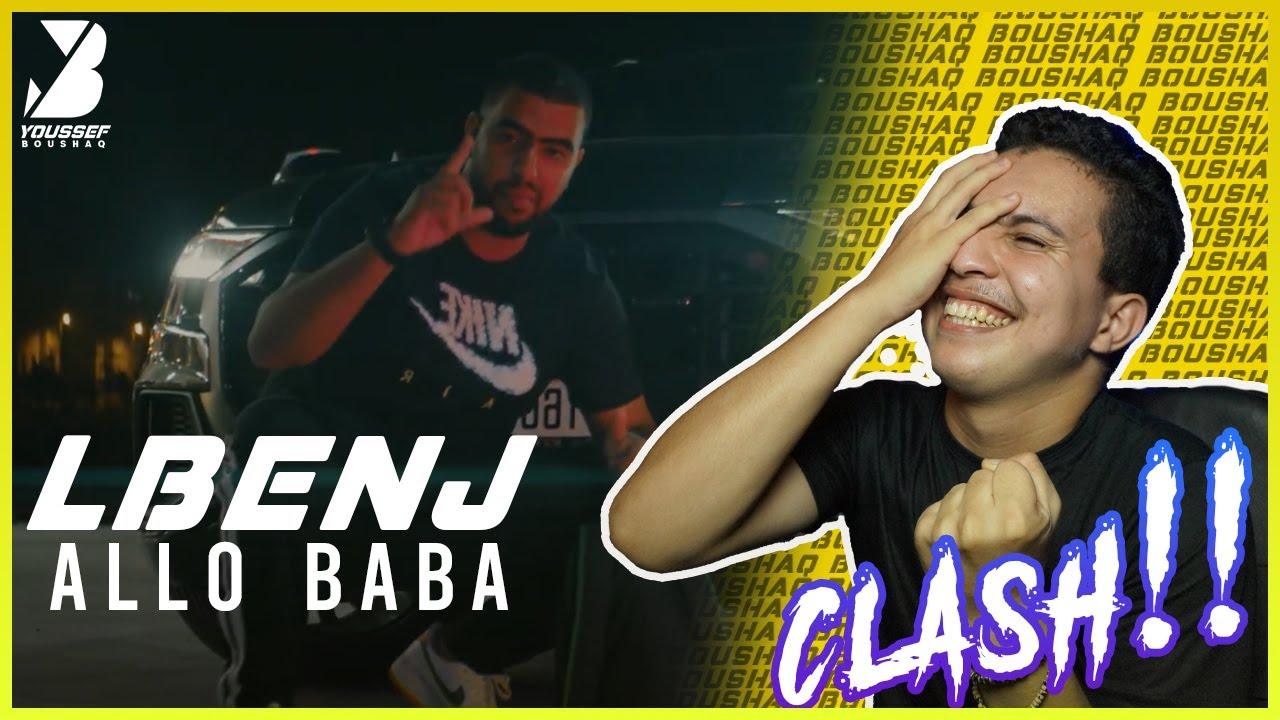 Download Lbenj - Allo Baba (Official Video) (Reaction)