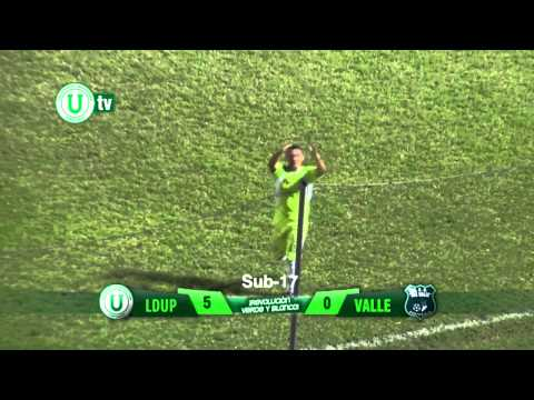 Liga de Portoviejo 5-0 Deportivo del Valle   Campeonato Provincial Sub-17   11-05-2013   LDUP.tv