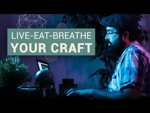 Professor Nate Sartain: You Need to Live, Eat, and Breathe Your Craft | Faculty Spotlight