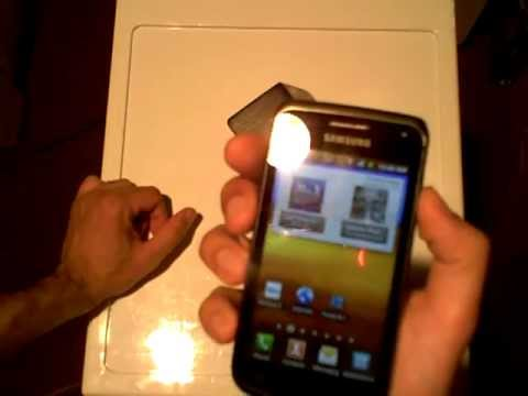 Overview and Tour of the Canadian Samsung Galaxy W SGH-T679M (known as the Exhibit II 4G elsewhere)
