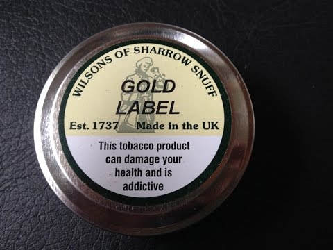 Review of Gold Label by Wilsons of Sharrow