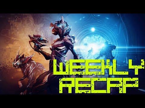 MMOHuts Weekly Recap #310 April 20th -  Warframe, Raziel, Kritika & More!