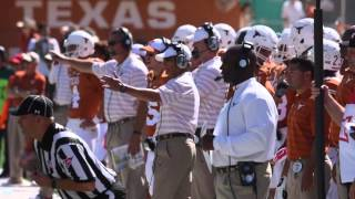 Sights and sounds: Football vs. Baylor [Oct. 4, 2014]
