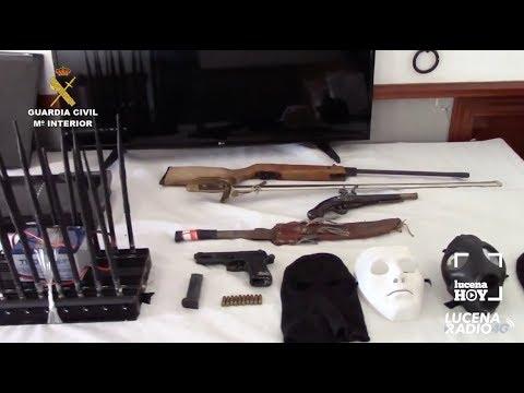 VÍDEO: Operación Karma: 23 detenidos de dos bandas que operaban en el centro de Andalucía