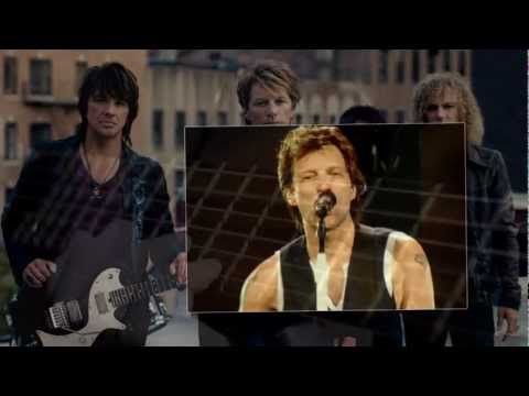 Hallelujah By Bon Jovi With Lyrics