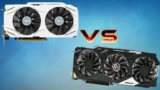 ASUS DUAL GTX 1070 vs GTX 980 Ti Xtreme Gaming