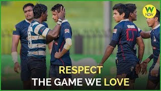 RESPECT THE GAME WE LOVE