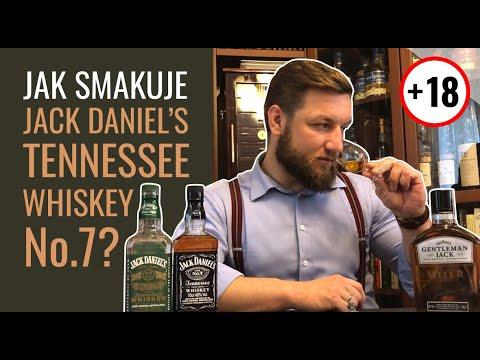 Jak smakuje Jack Daniel's Tennessee Whiskey no. 7?