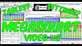 boost - vvti 2jz Megasquirt 2 - YouTube