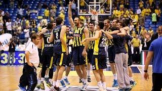 Highlights: Maccabi Electra Tel Aviv-Fenerbahce Ulker Istanbul, Game 3