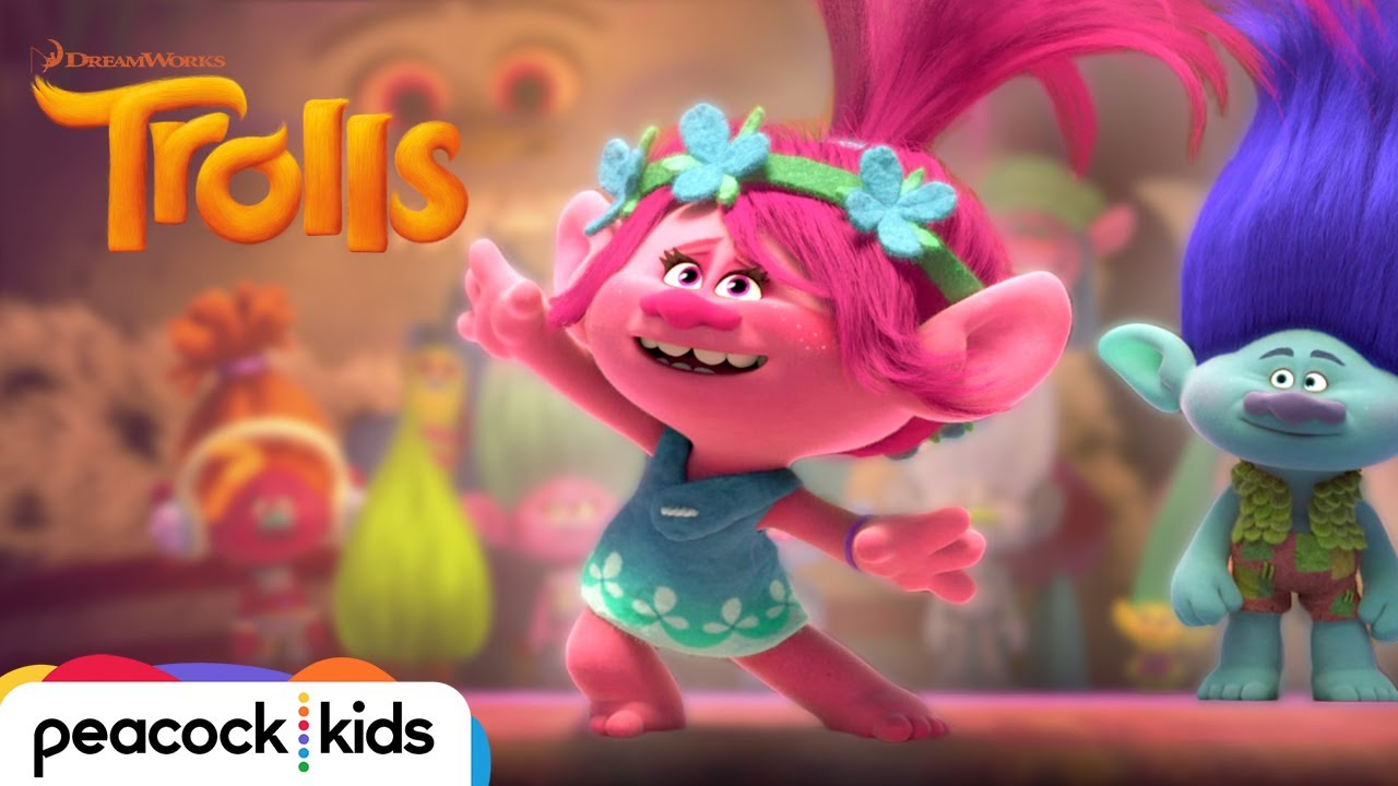 Official Movie Clip Trolls Youtube