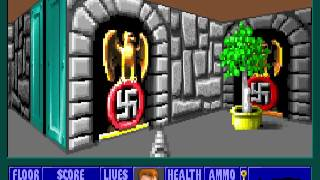 "[TAS] DOS Wolfenstein 3D ""Episode 5"" by slamo in 01:52.67"