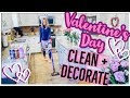 CLEAN WITH ME | CLEANING MOTIVATION DOLLAR TREE VALENTINE DECOR IDEAS 2019 💝💕🏡 | Brianna K