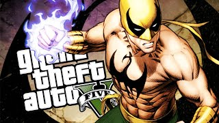 GTA Remake: Marvel's Iron Fist | SDCC First Look [HD] | Netflix
