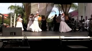 Bailes Afro-Mexicanos de Veracruz por Chuchin Dance Company Plaza Mexico Sept 1, 2013.