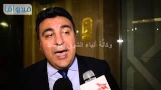 """بالفيديو :ياسر عبد العزيز""""قانون الصحافة سيعيد تأسيس النظام الإعلامي المصري """""""