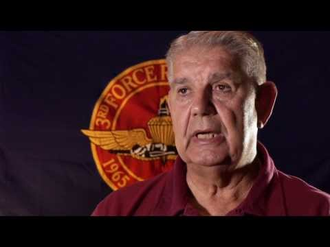 "Lowell ""Bo"" Burwell comments on his service in Viet Nam with 3D Force Reconnaissance Company"