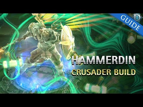 Diablo 3 Crusader Hammerdin Build Patch 2.4.3 PTR