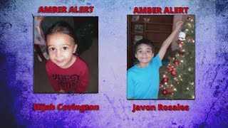 Amber Alert Issued For 2 Albuquerque Children