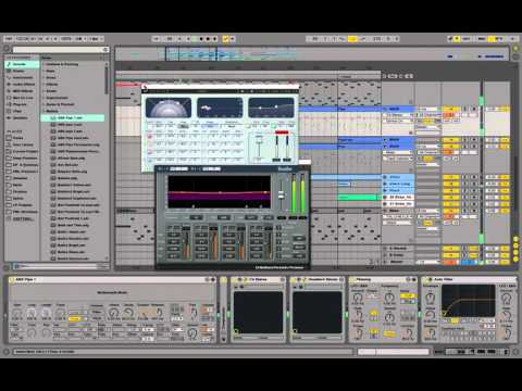(Studio Session) Worakls & N'to Style - Melodic Deep Harmonies - Ableton Live