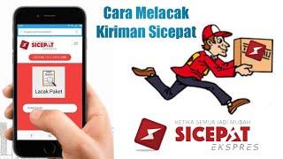 Cara Melacak Kiriman SiCepat | Tracking Paketan