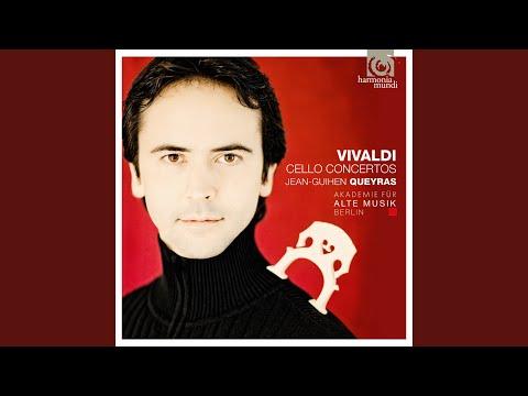 Cello Concerto In A Minor, RV 419: III. Allegro