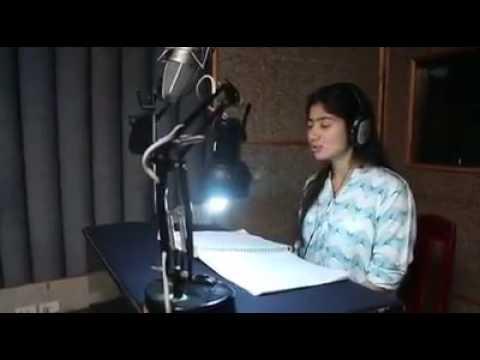 See, how Sai Pallavi learns Telangana Language | Dubbing of Fida | Lifetv telugu