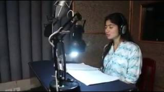 See, how Sai Pallavi learns Telangana Language | Dubbing of Fida | Lifetv telugu