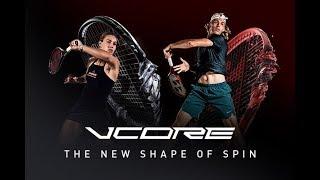 Yonex V-Core Galaxy Black 2019 Tennis Racquets | Tennis Express