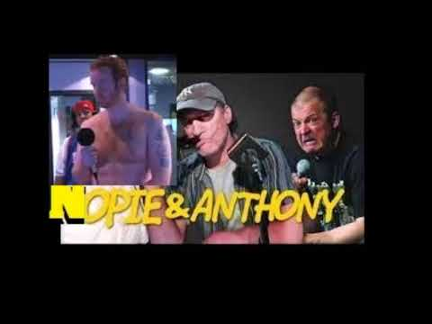 NOPIE & Anthony - NO OPIE -  Whats Up EastSide Dave's Butt ? Dave  Attacks Erock