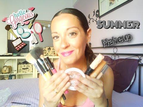 Summer make up|Valia's Beauty Tips