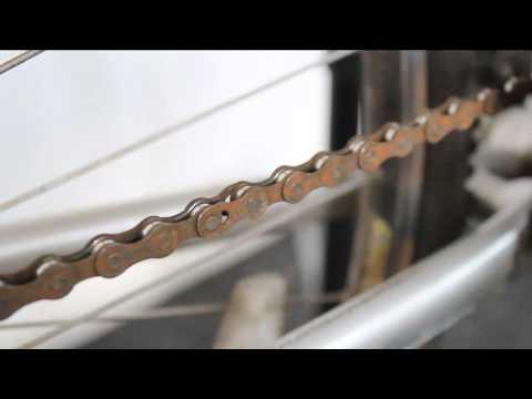 Overhauling Your Old Bike