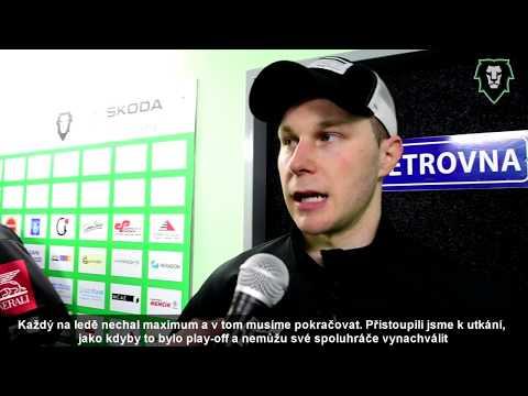 38.kolo: BK Mladá Boleslav - HC Sparta Praha: Ohlasy s Brandonem Maxwellem