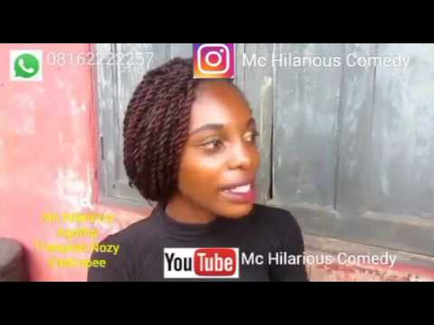Video(skit): Mc Hilarious - Tell Them Ft. Real House of Comedy