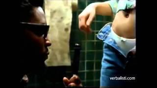 Levi's commercial, Washroom, Verbalisti