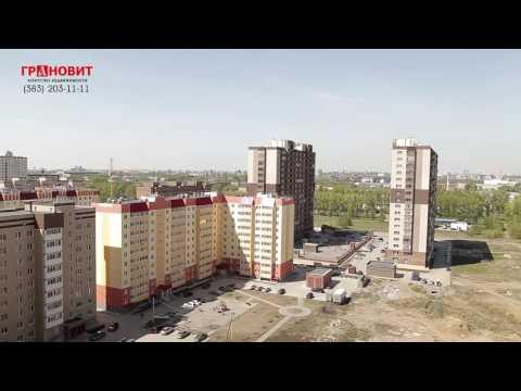 Микрорайон Акатуйский Новосибирск