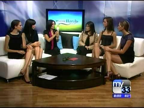 CBS Miami Style Flash with Romina Nabhen