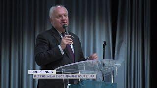 Yvelines | Européennes : F. Asselineau en campagne dans les Yvelines
