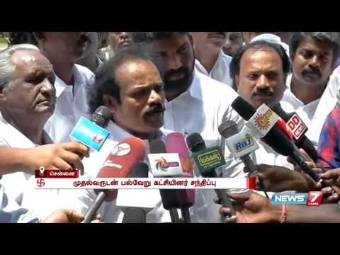 AIADMK will win in 200 constituencies: Jagan Moorthy | News7 Tamil