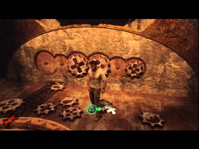 Uncharted 3 France Puzzle