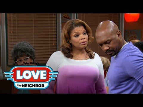 Will Linda Call Off the Wedding? | Tyler Perry's Love Thy Neighbor | Oprah Winfrey Network