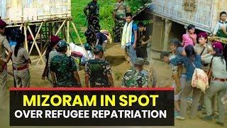 'Inhuman' deportation of Rakhine refugees: Mizoram govt slammed