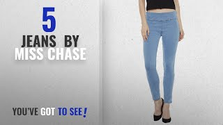 Top 10 Miss Chase Jeans [2018]: Miss Chase Women