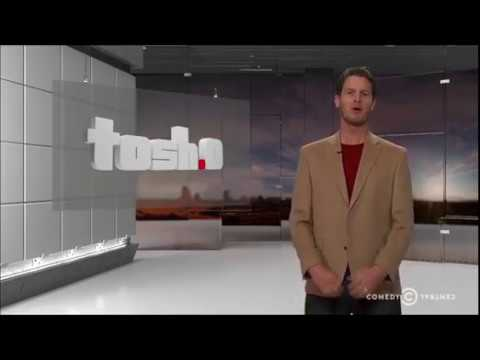 Tosh.O Viewer Video Credit Card Spaz