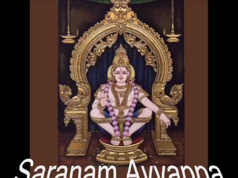 Saranam Ayyappa-Harivarasanam.wmv (with Lyrics)