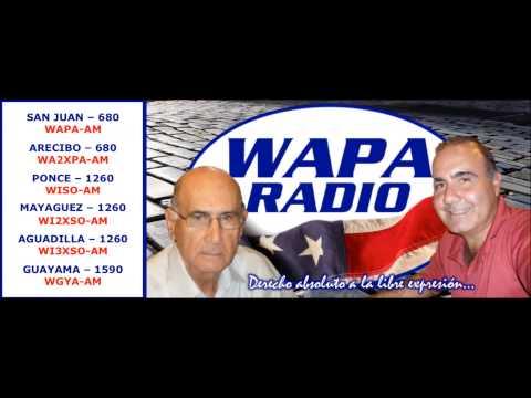 ID Cadena WAPA Radio (2015) - La Señal Mas Poderosa de P.R.