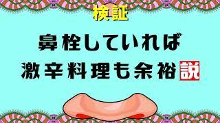 【激辛】辛辛魚2020!鼻栓したら激辛も余裕説!!【検証】富士葵