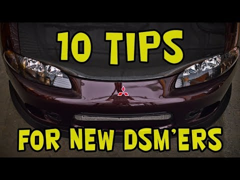 10 Tips for New DSM'ers - HINT: the owners are the most unreliable part!