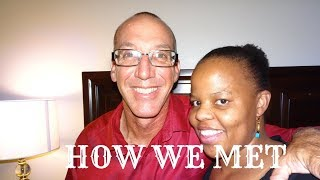 HOW WE MET + MAKING HIM TRADITIONAL AFRICAN FOOD | STORYTIME